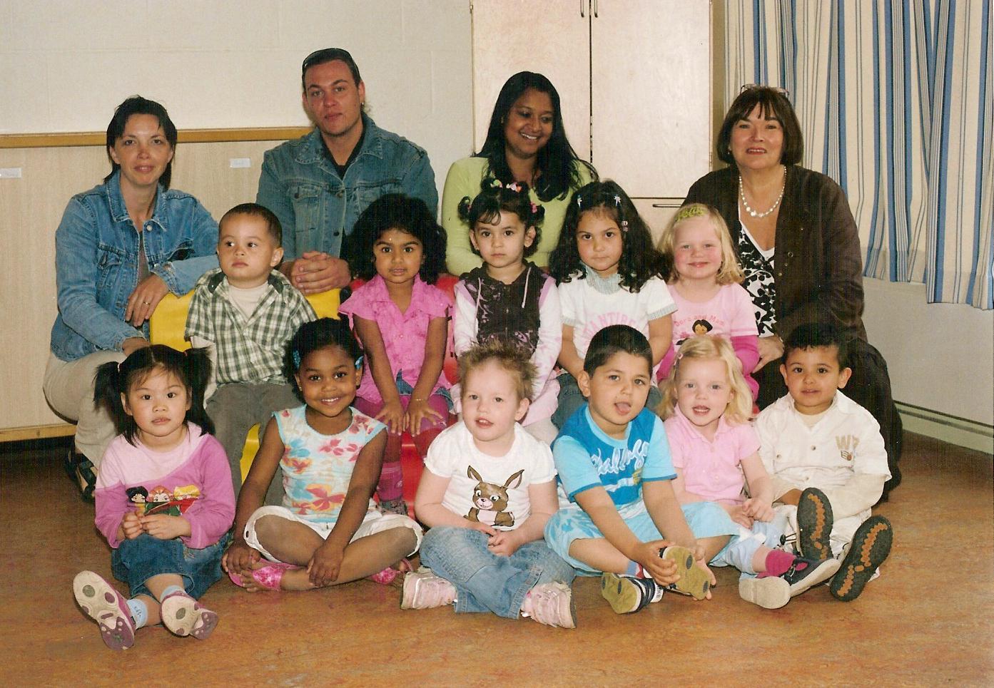 Kindercentrum Robin Dak foto