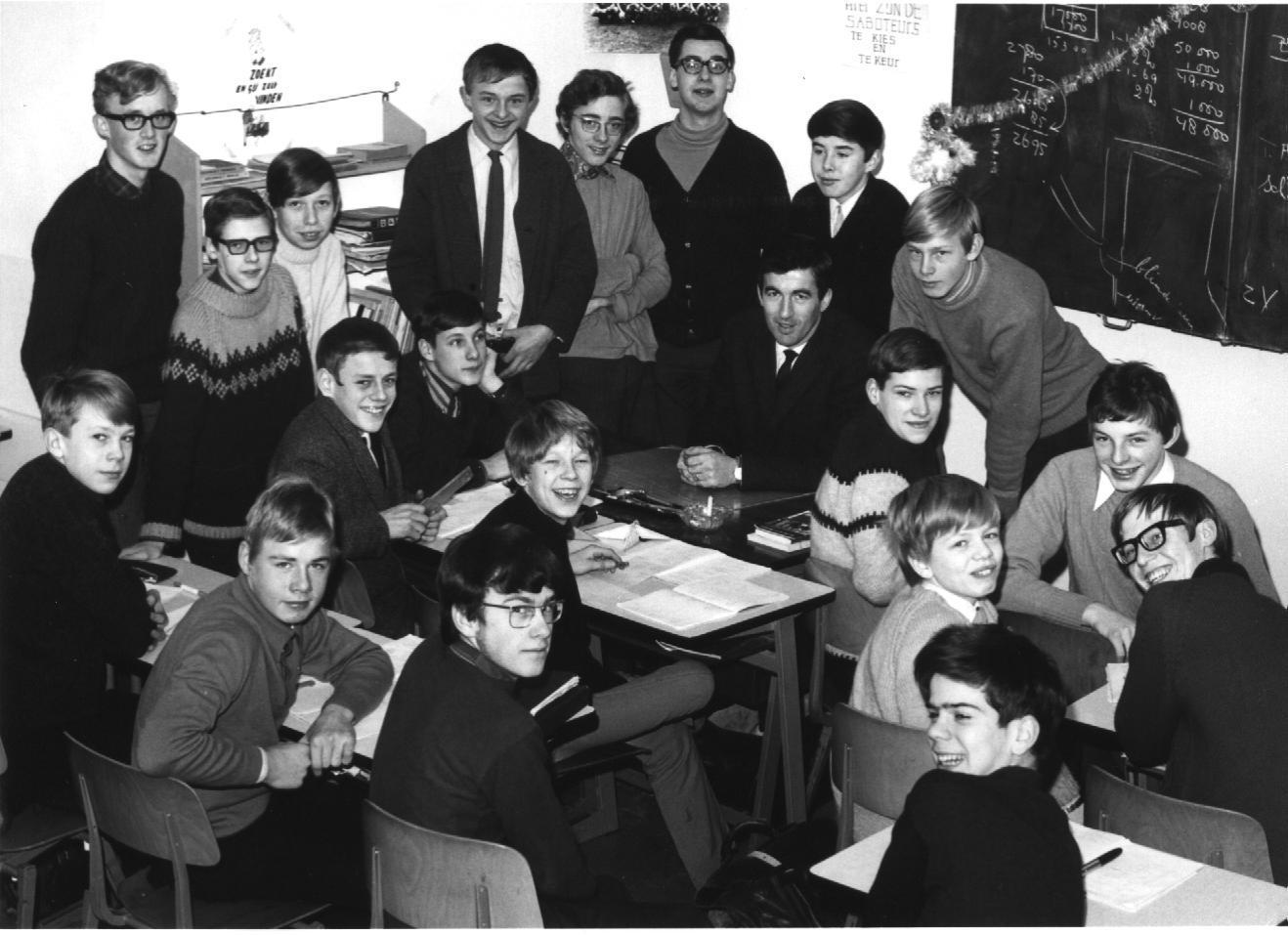 Maatschappijschool (St.Jozef) foto