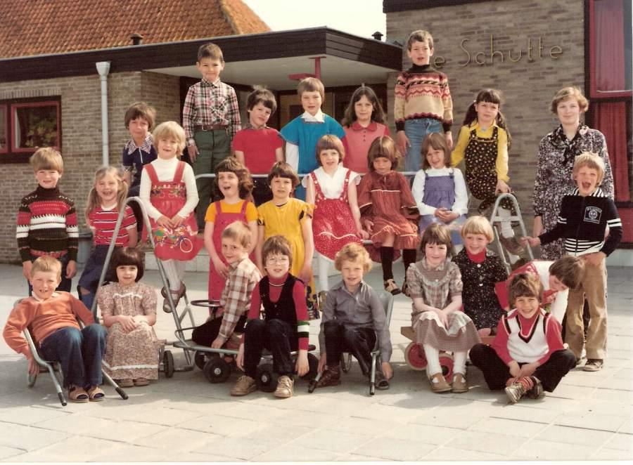 Boazschool foto