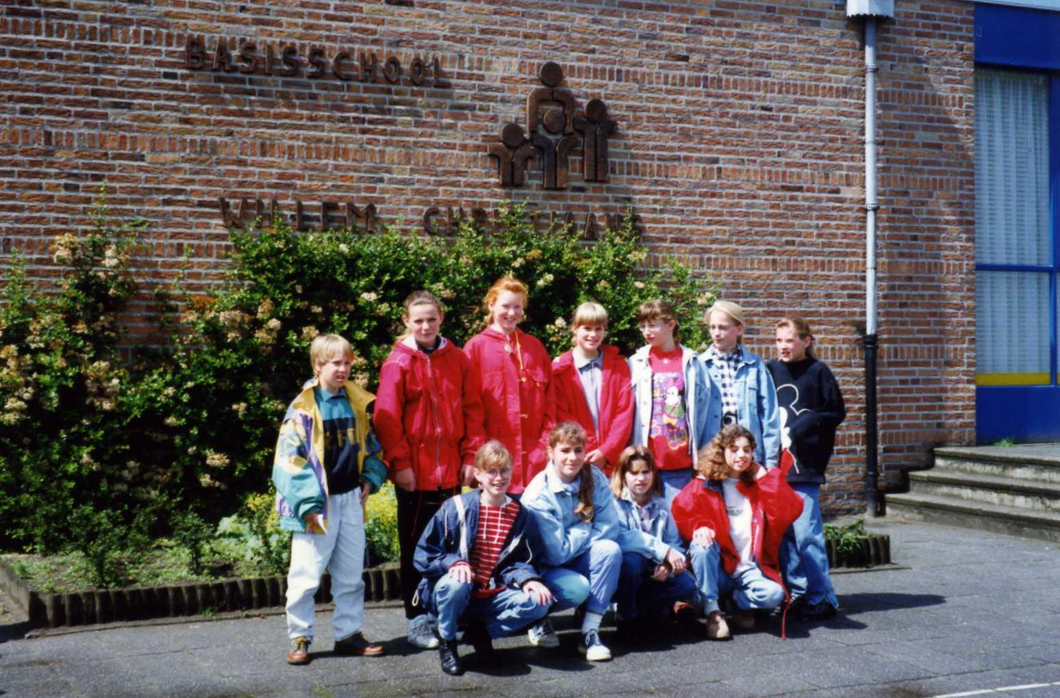 Willem Christiaansschool foto