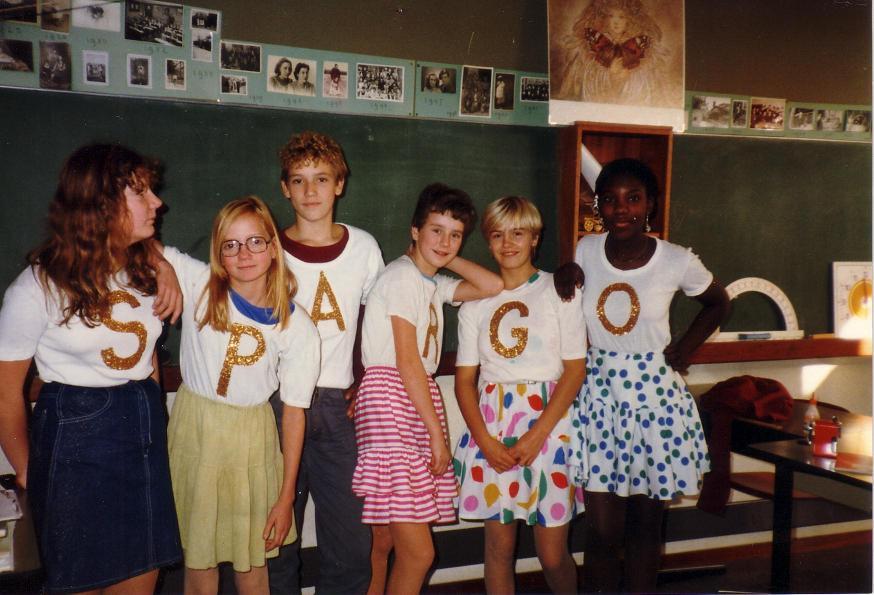 de pion school foto