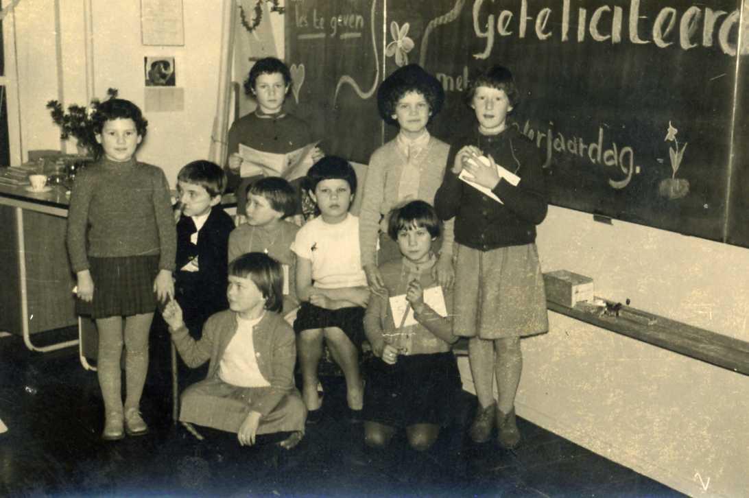 St Antoniusschool foto
