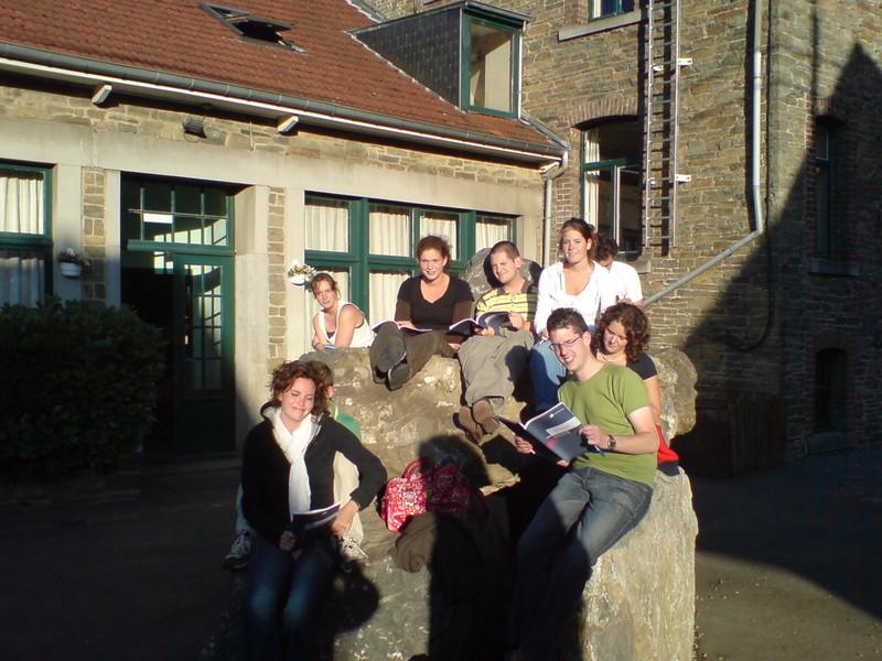 Hogeschool Rotterdam, cluster lerarenopleiding VO/BVE foto