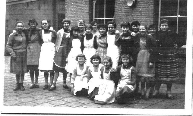 R.K. Meisjesschool foto
