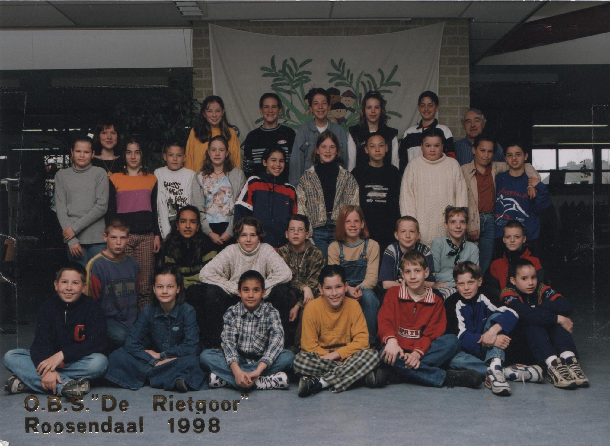 De Rietgoor foto