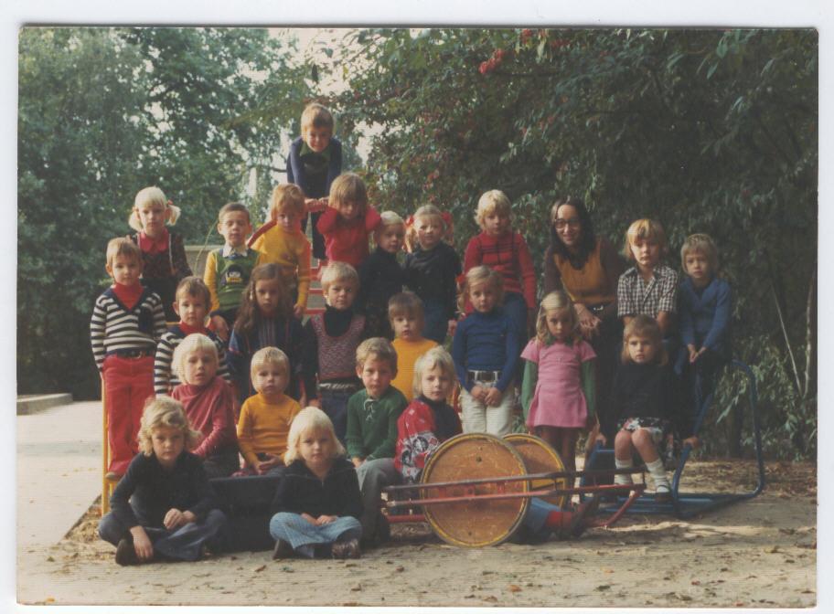 Kleuterhof foto