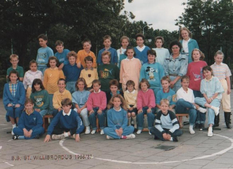 St Willibrordus foto