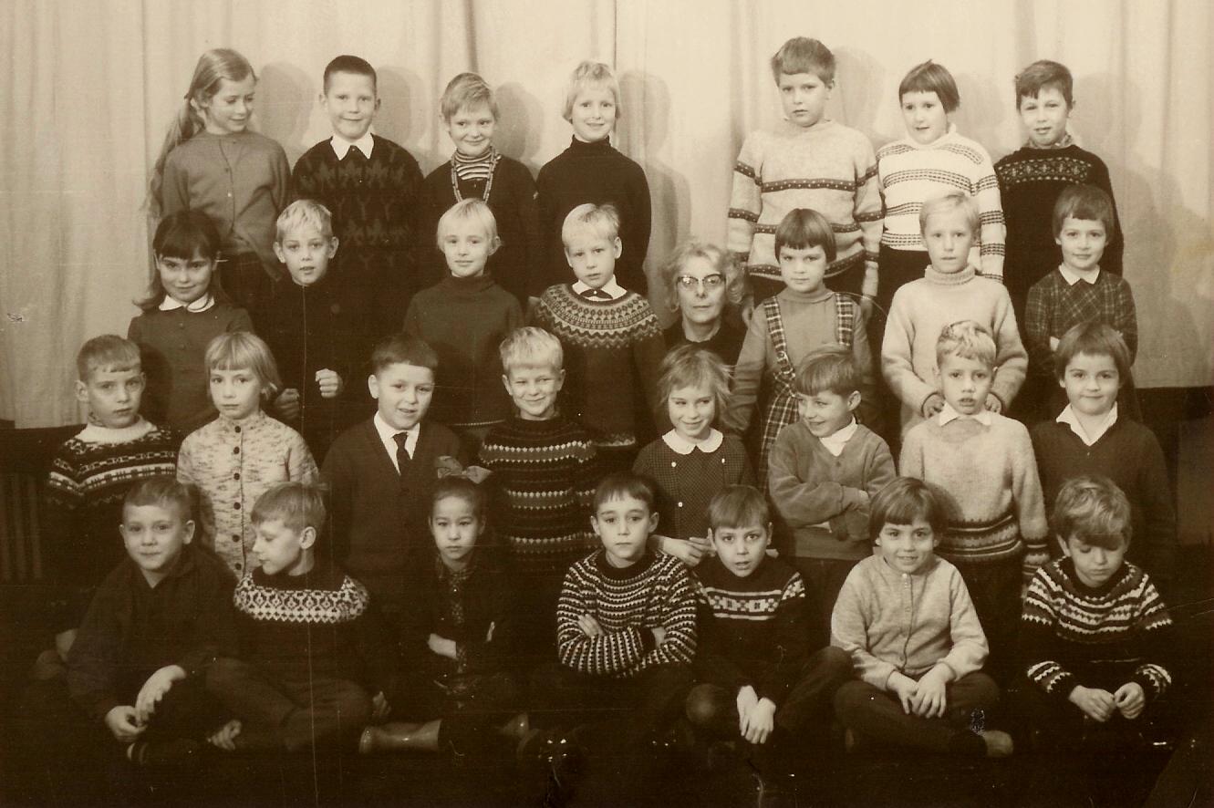 Palmschool foto