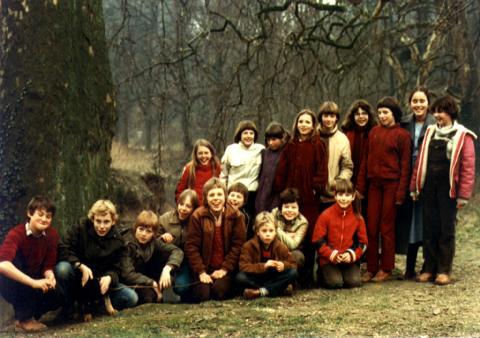 Dr. J. Schuyerschool (nu Regenboog foto
