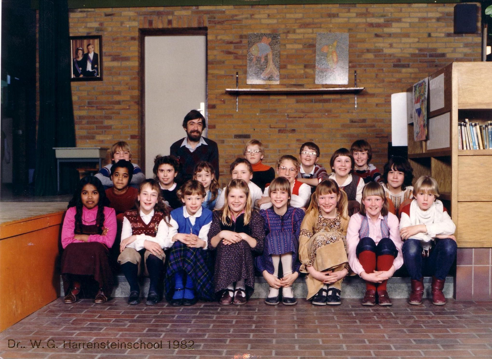 Dr. W.G. Harrensteinschool foto