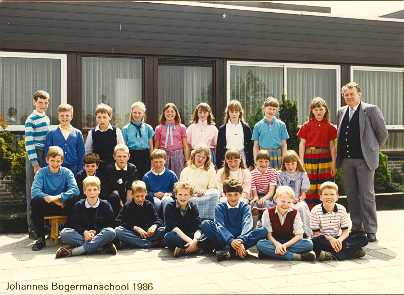 Johannes Bogermanschool foto