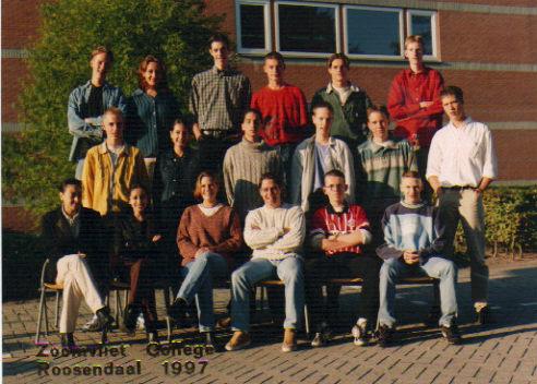 Zoomvliet College Unit Economie foto