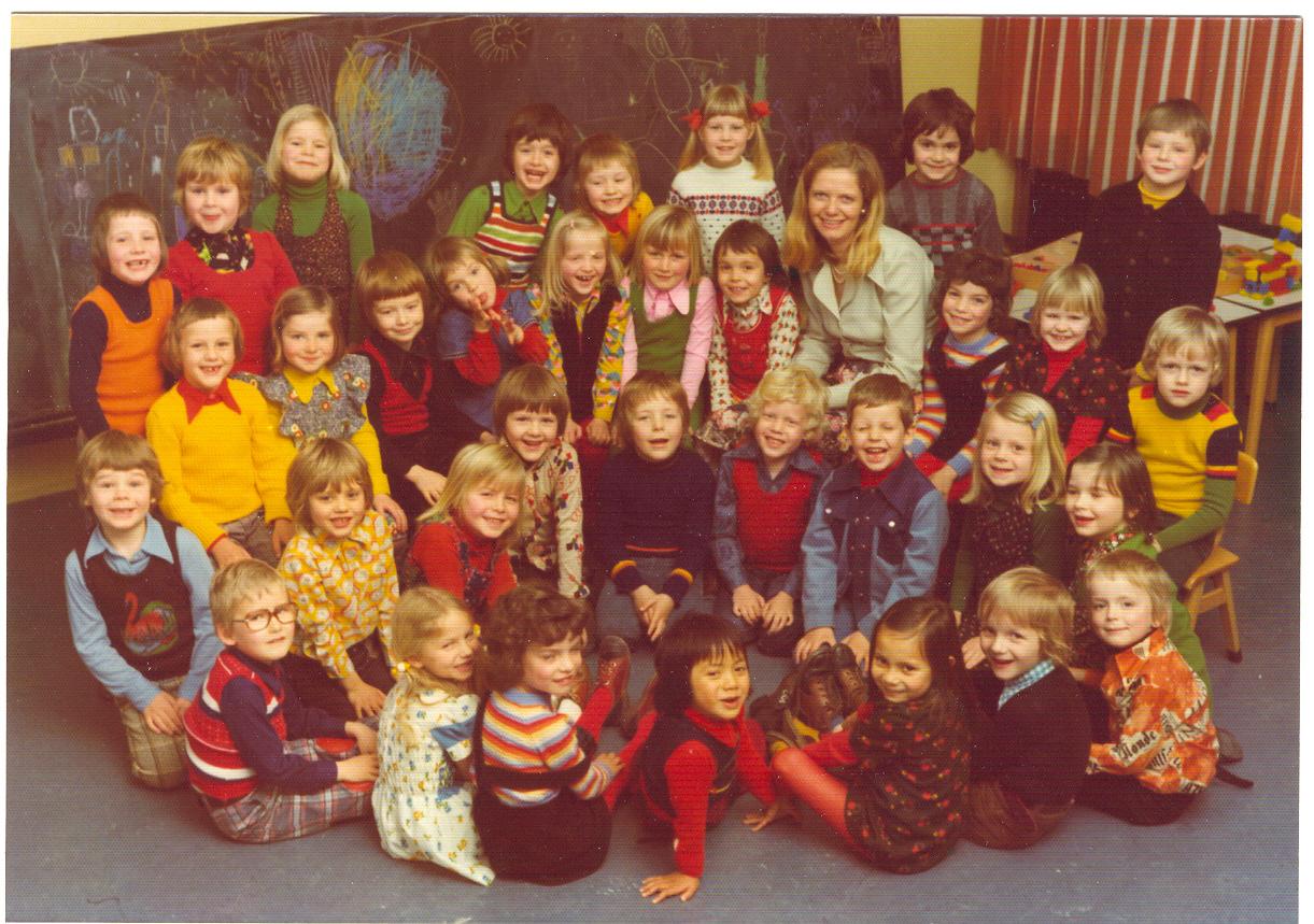 Johan Friso kleuterschool foto