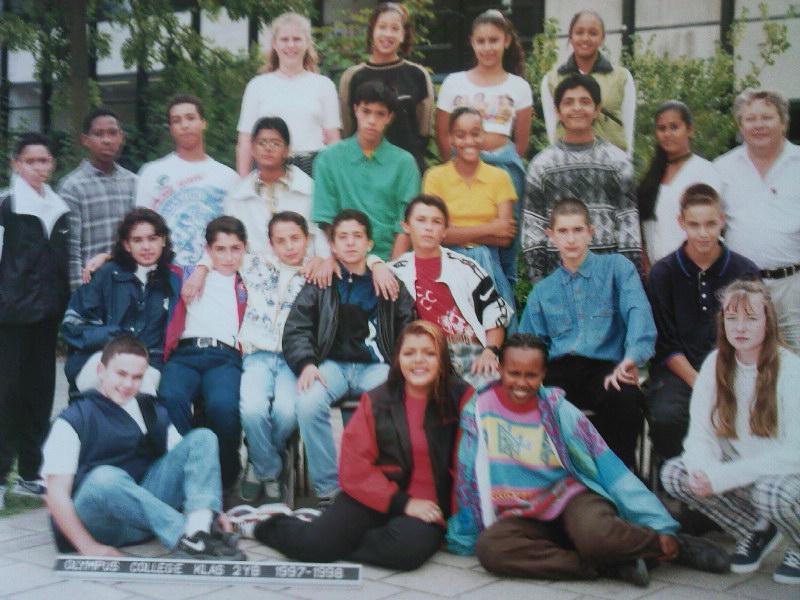 Olympus college foto