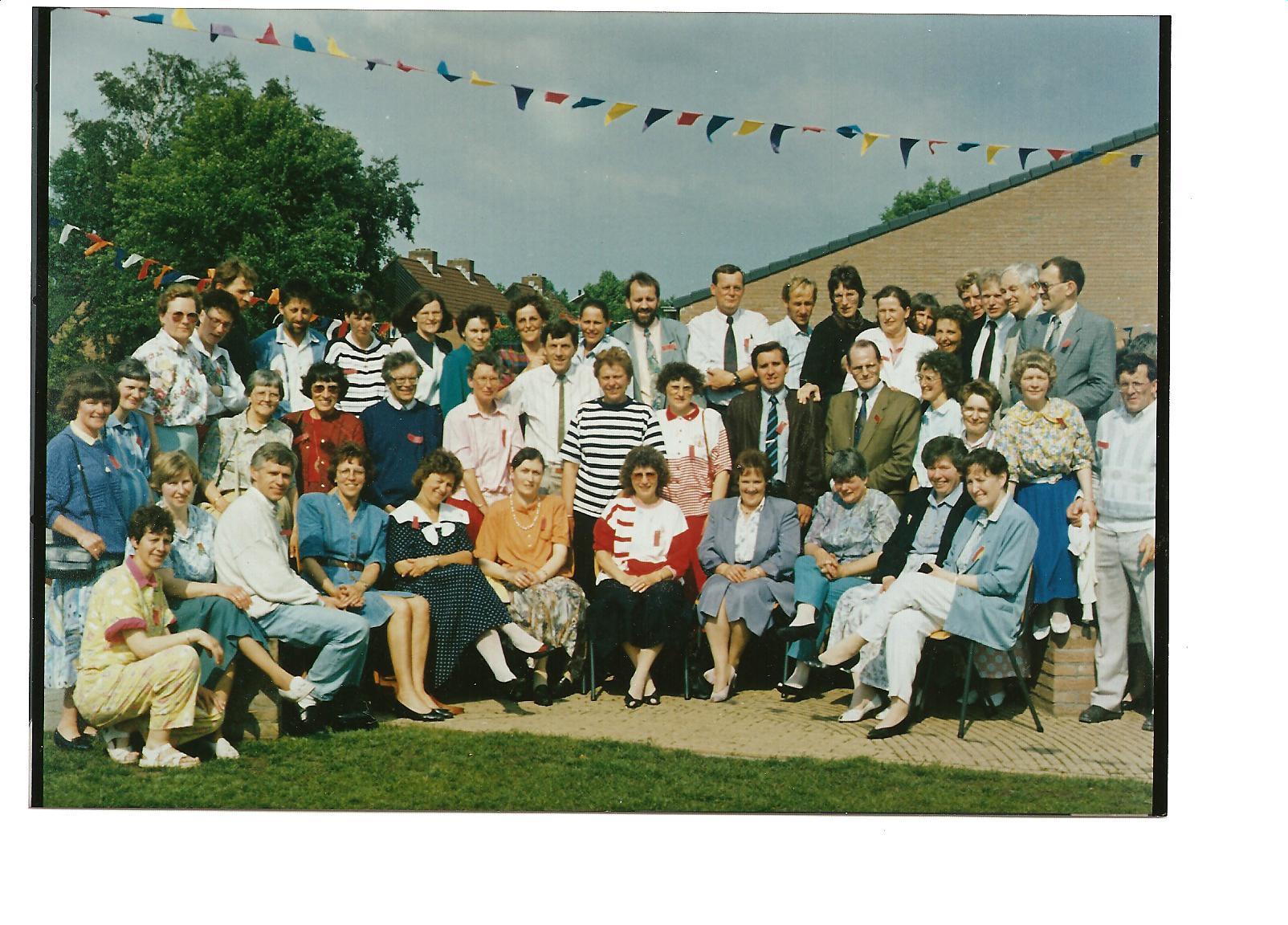 School Met De Bijbel Eben Haezer foto