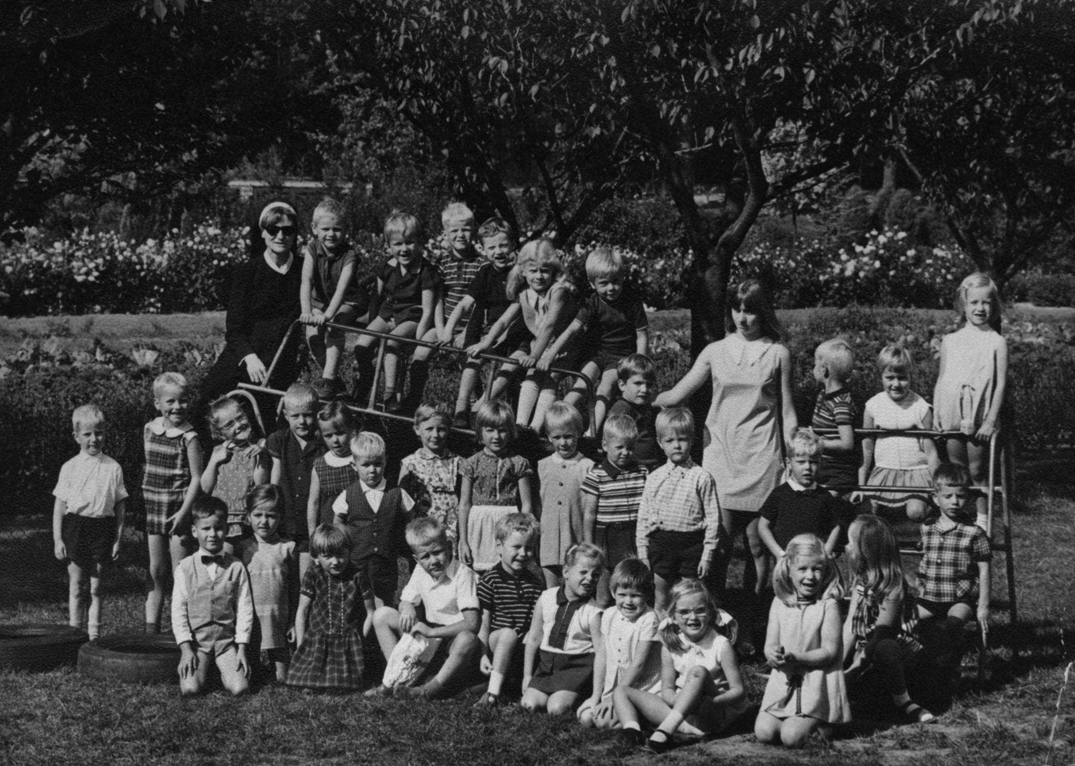 St. jozef kleuterschool foto