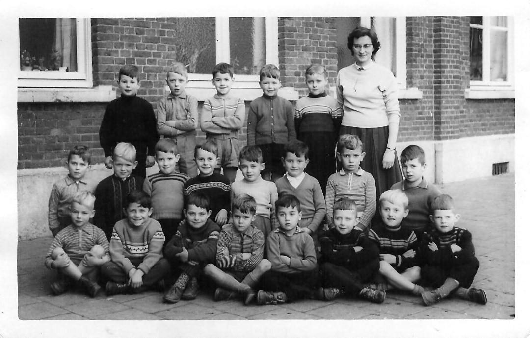St. Petrus en Paulusschool (jongensschool) foto