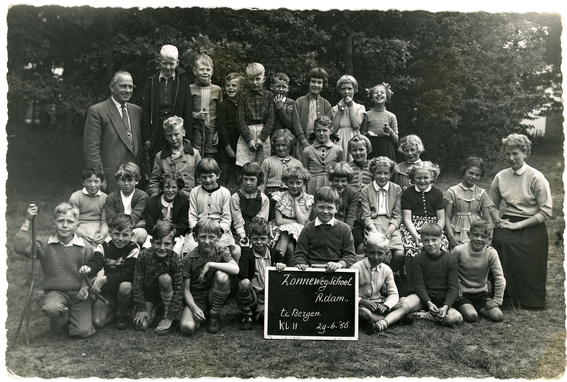 zonnewegschool foto