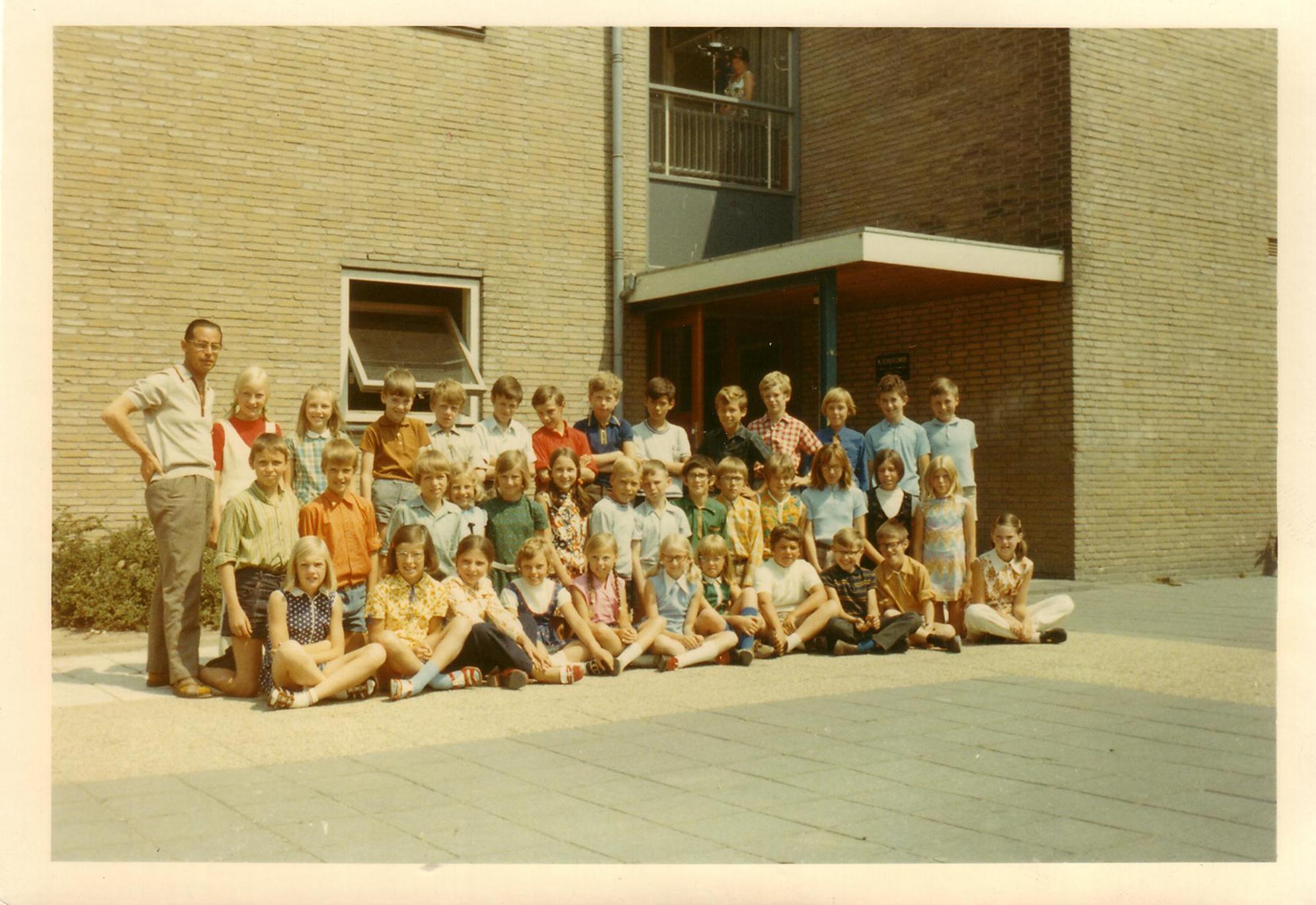 Mgr Bekkersschool foto