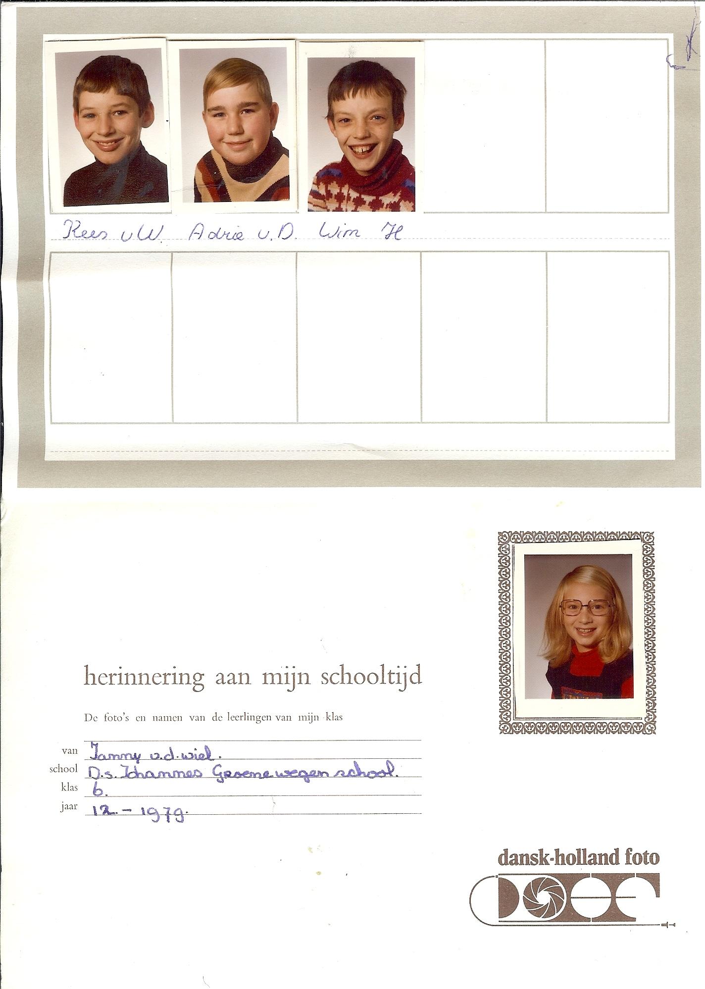 Ds Johannes Groenewegenschool foto