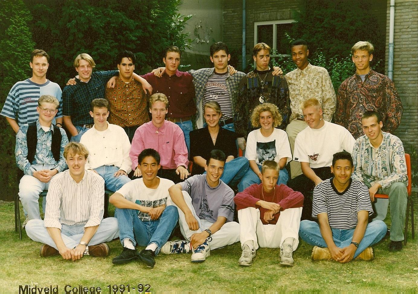 Midveld college foto
