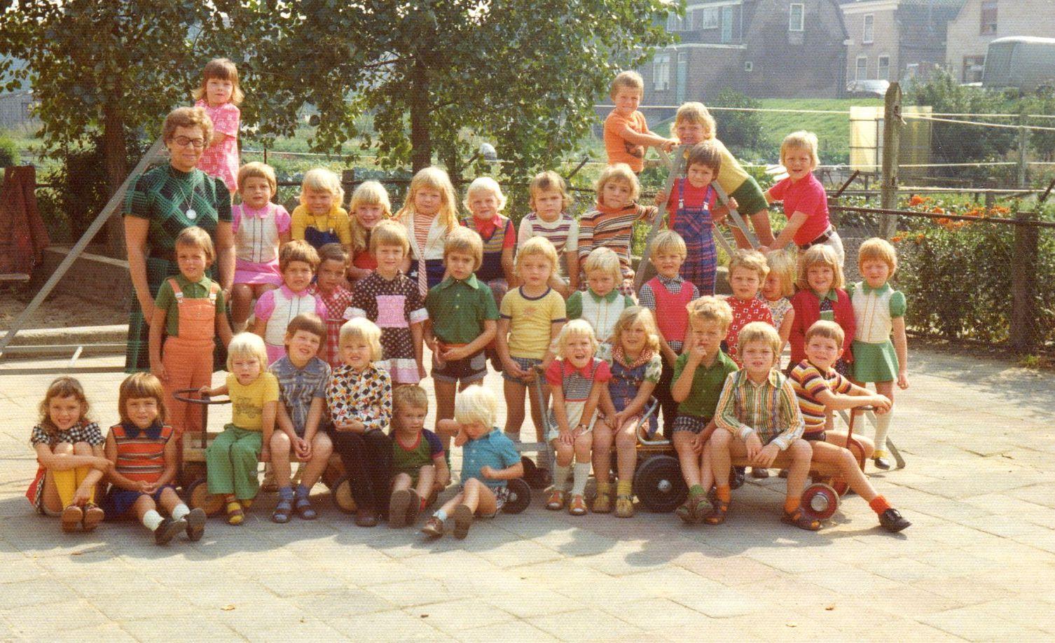 kleuterschool gravin sabinastraat foto