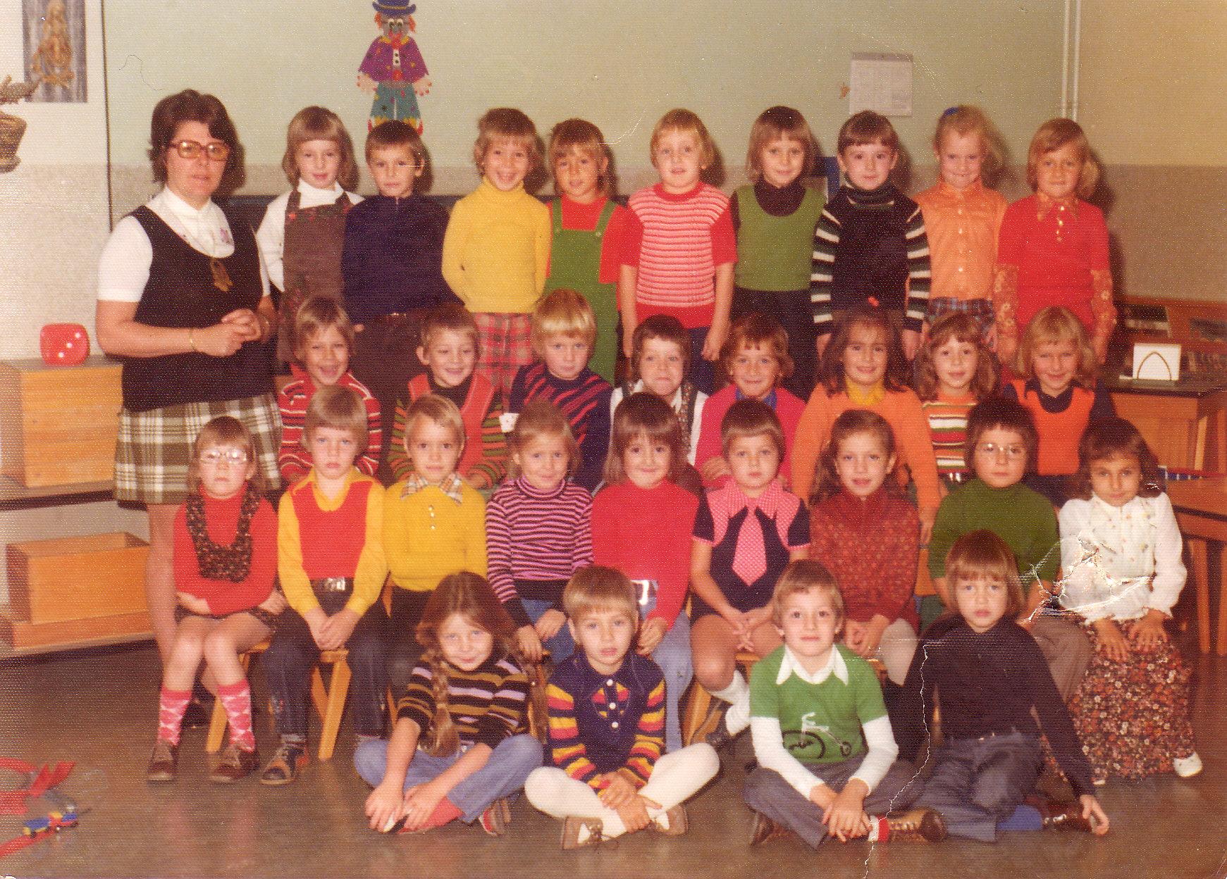 H.Engelbewaarder kleuterschool foto