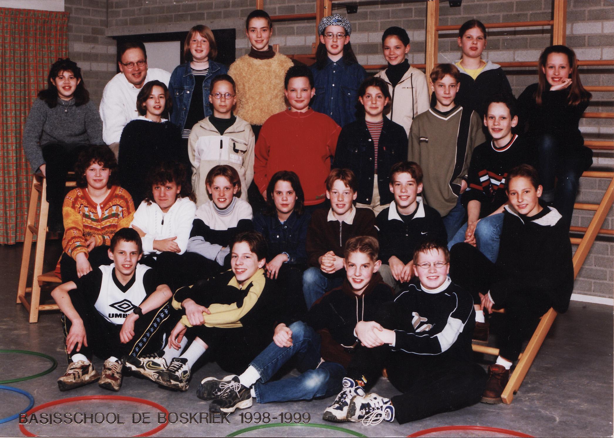 De Boskriek Samenwerkingsschool foto