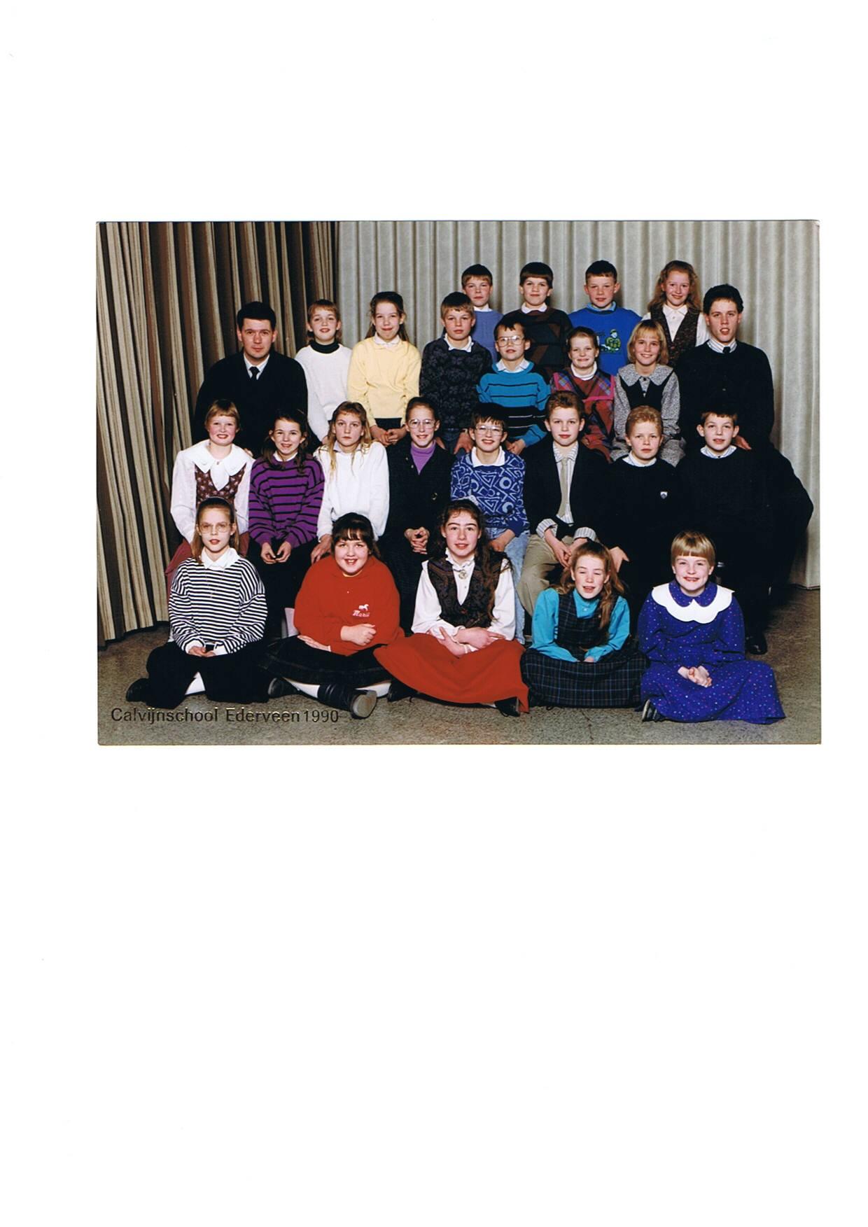 Calvijnschool foto