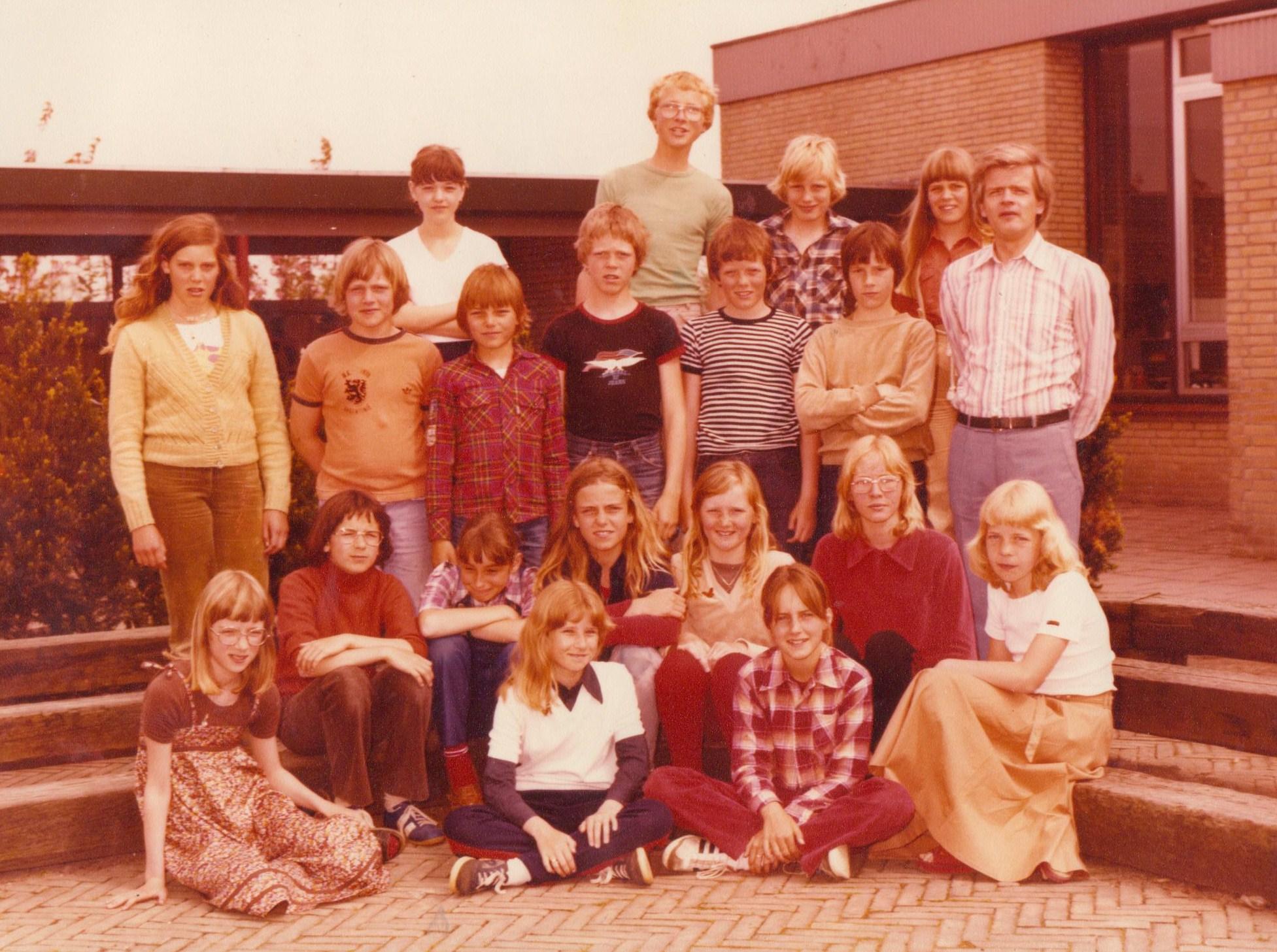 Hofland school foto