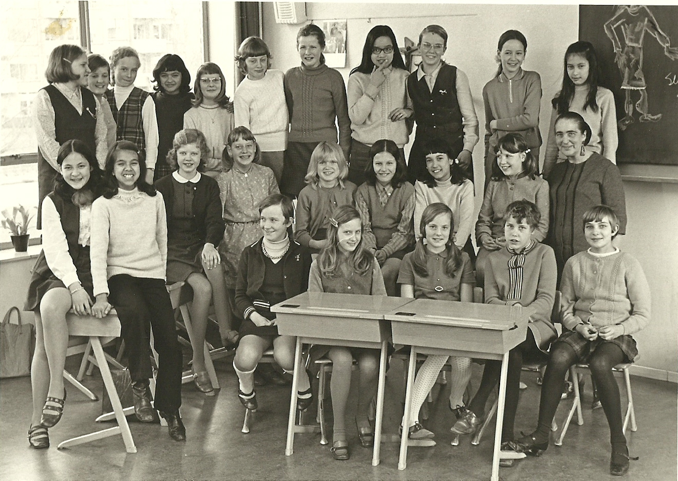 R.K. Meisjesschool Maria Regina foto