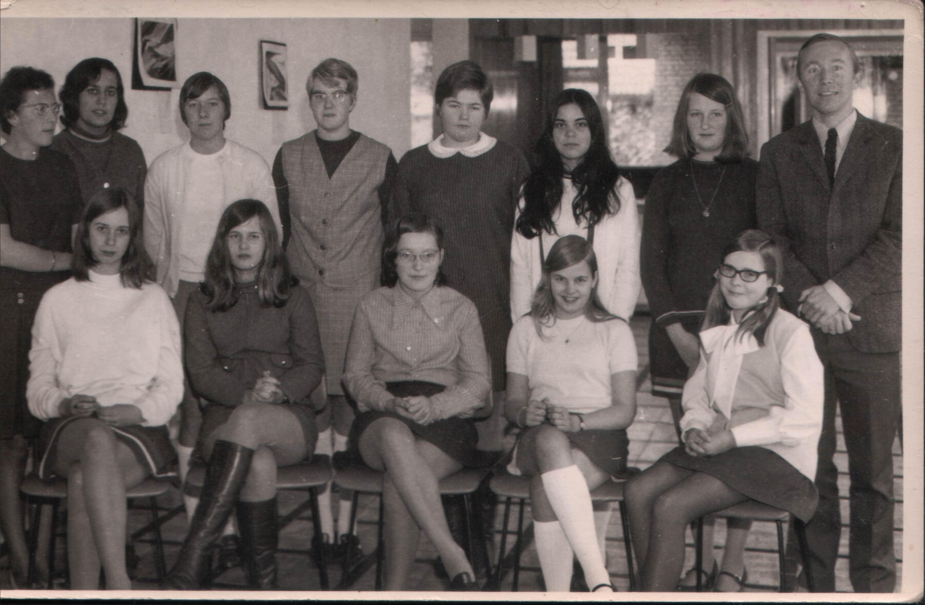 Huishoudschool Nunspeet foto