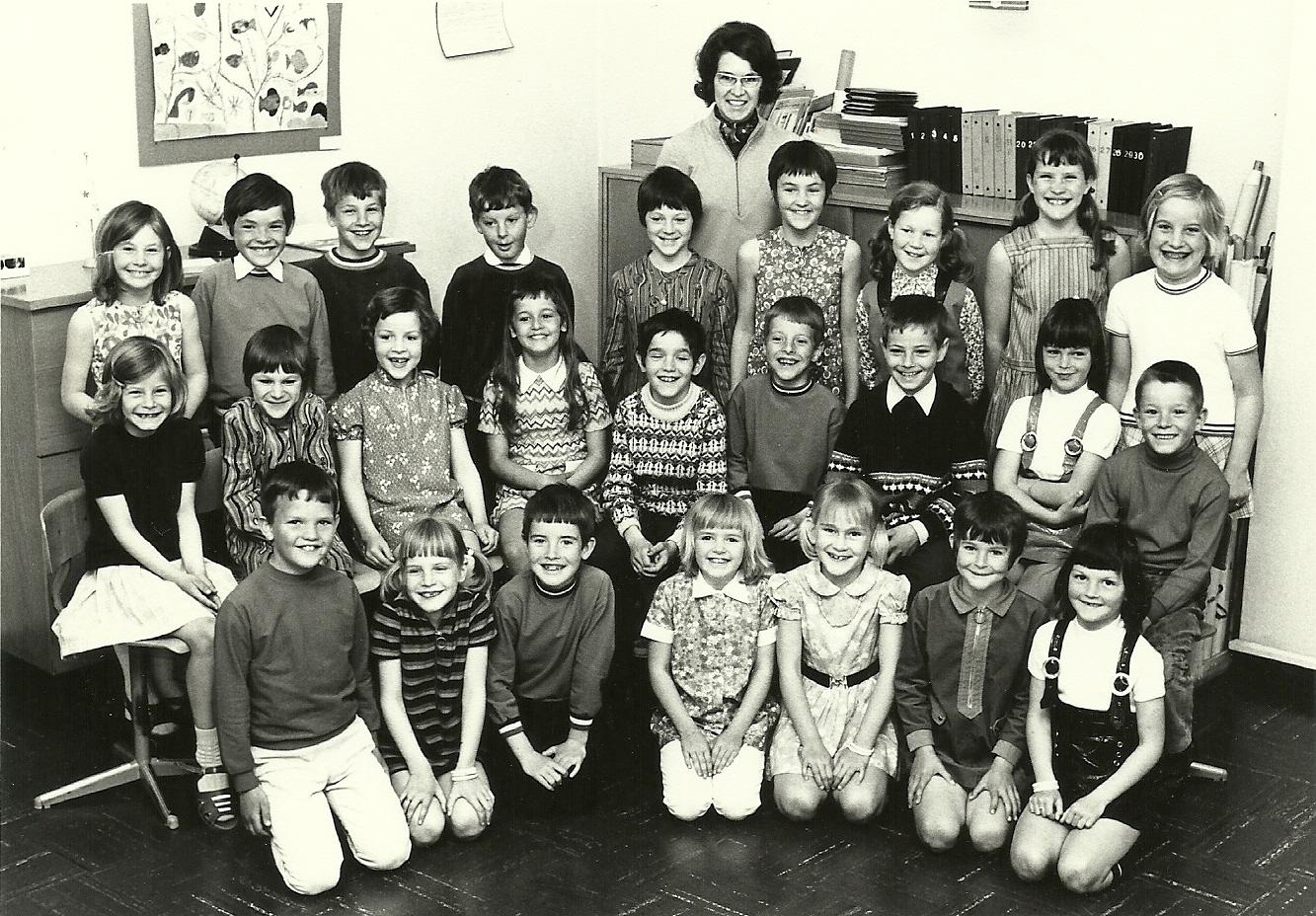 Christelijke school foto
