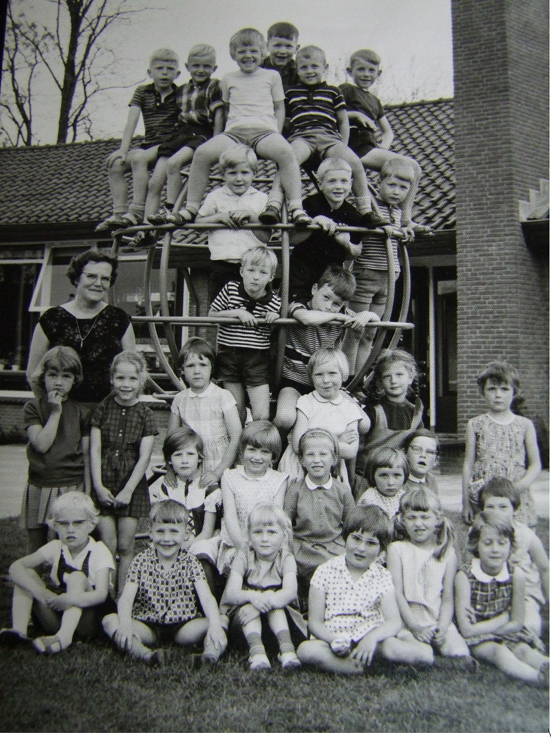 Kleuterschool Zunnekuuksken foto