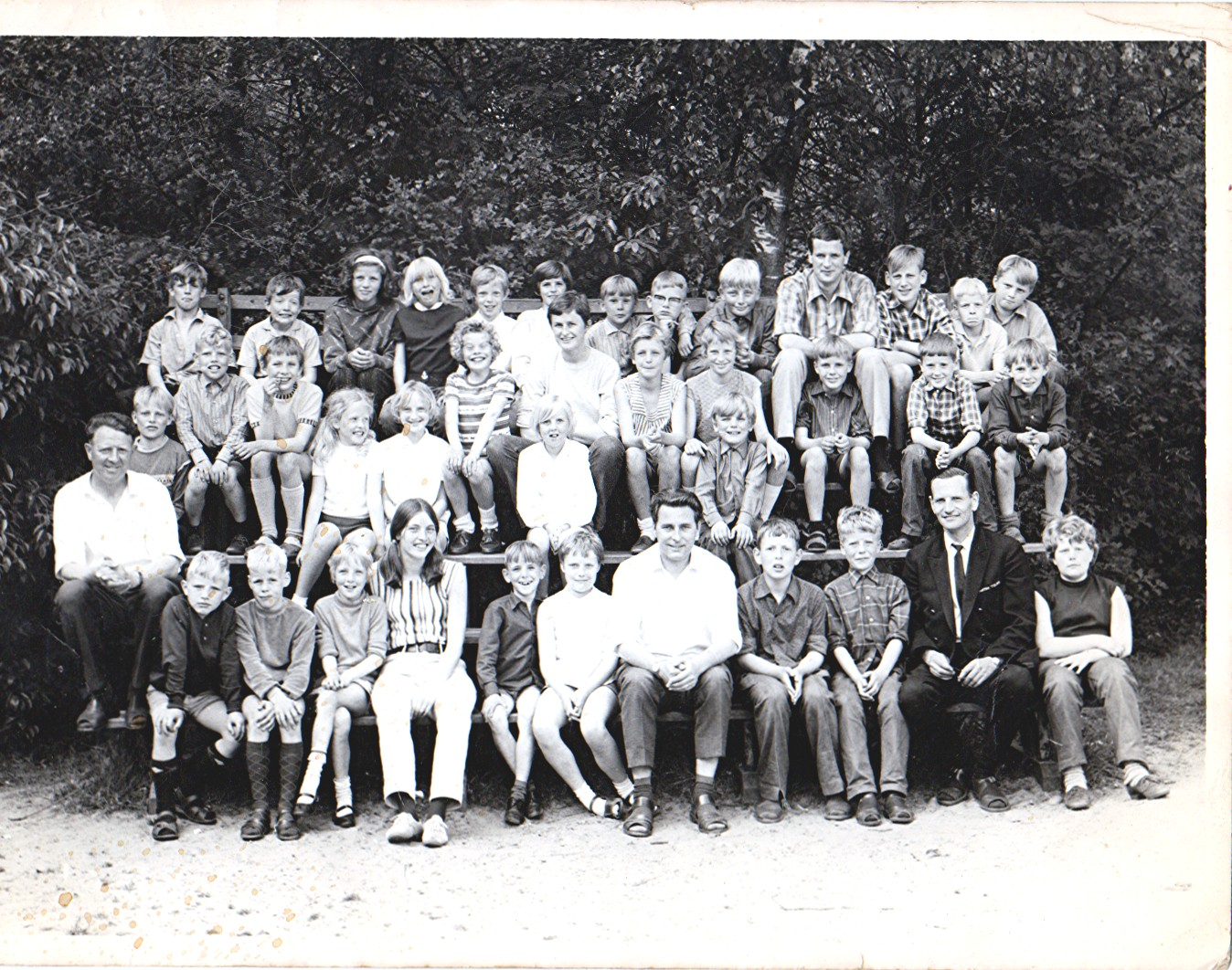 De Woldrakkers (voorheen Openbare Lagere School) foto