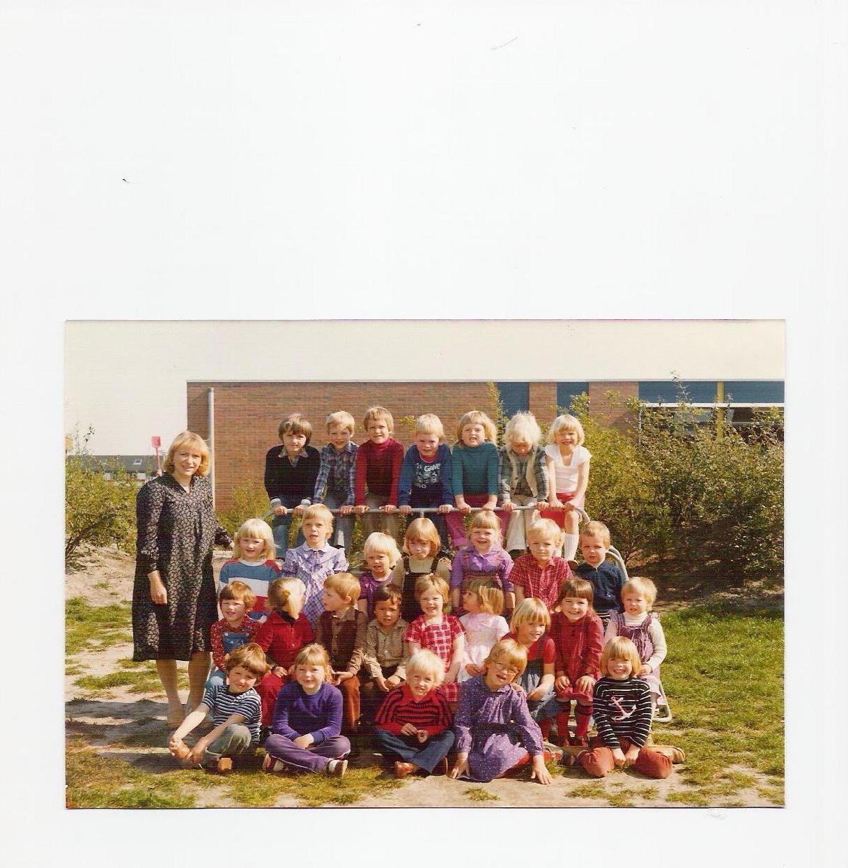 Burgemeester Napschool foto