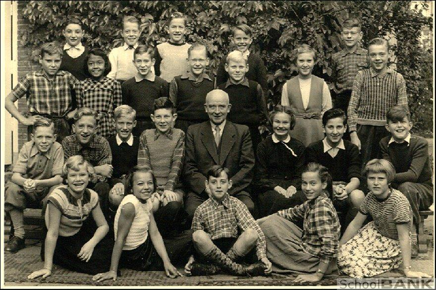 van der Waal school foto