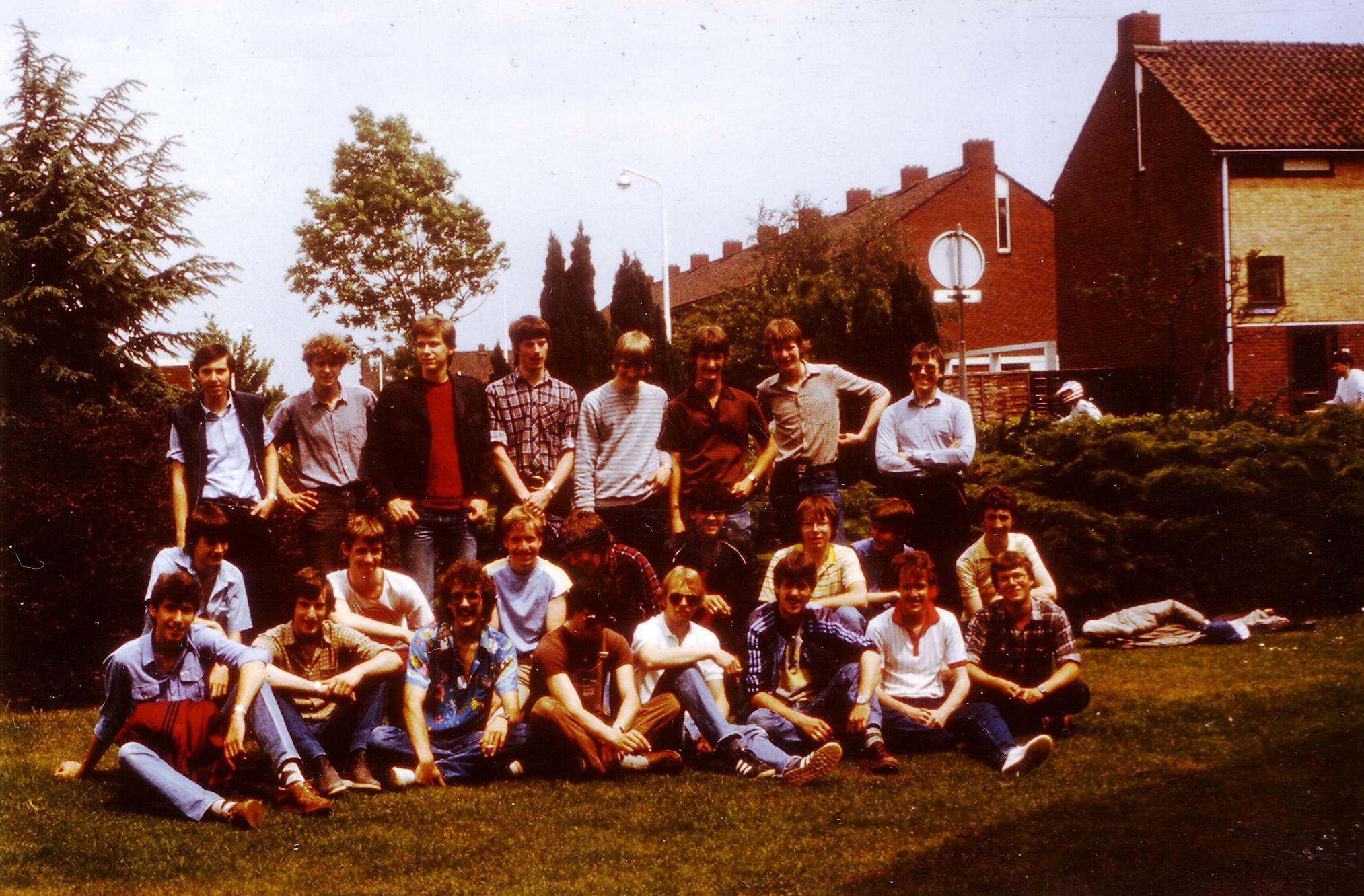 Middelbaar Technische School foto