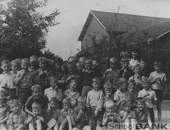 Justus van Schoonhoven basisschool foto