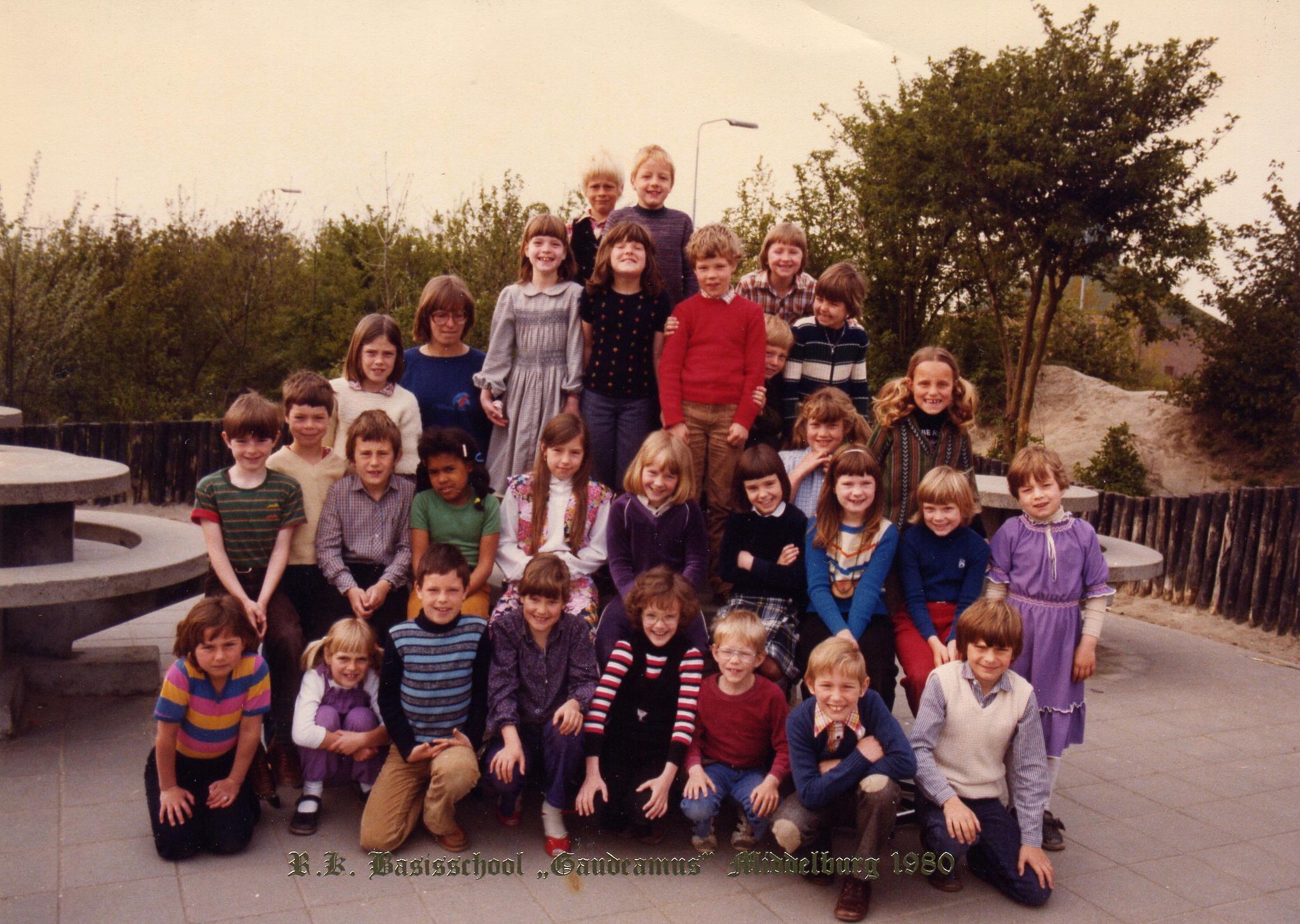 R.K. gaudeamusschool foto