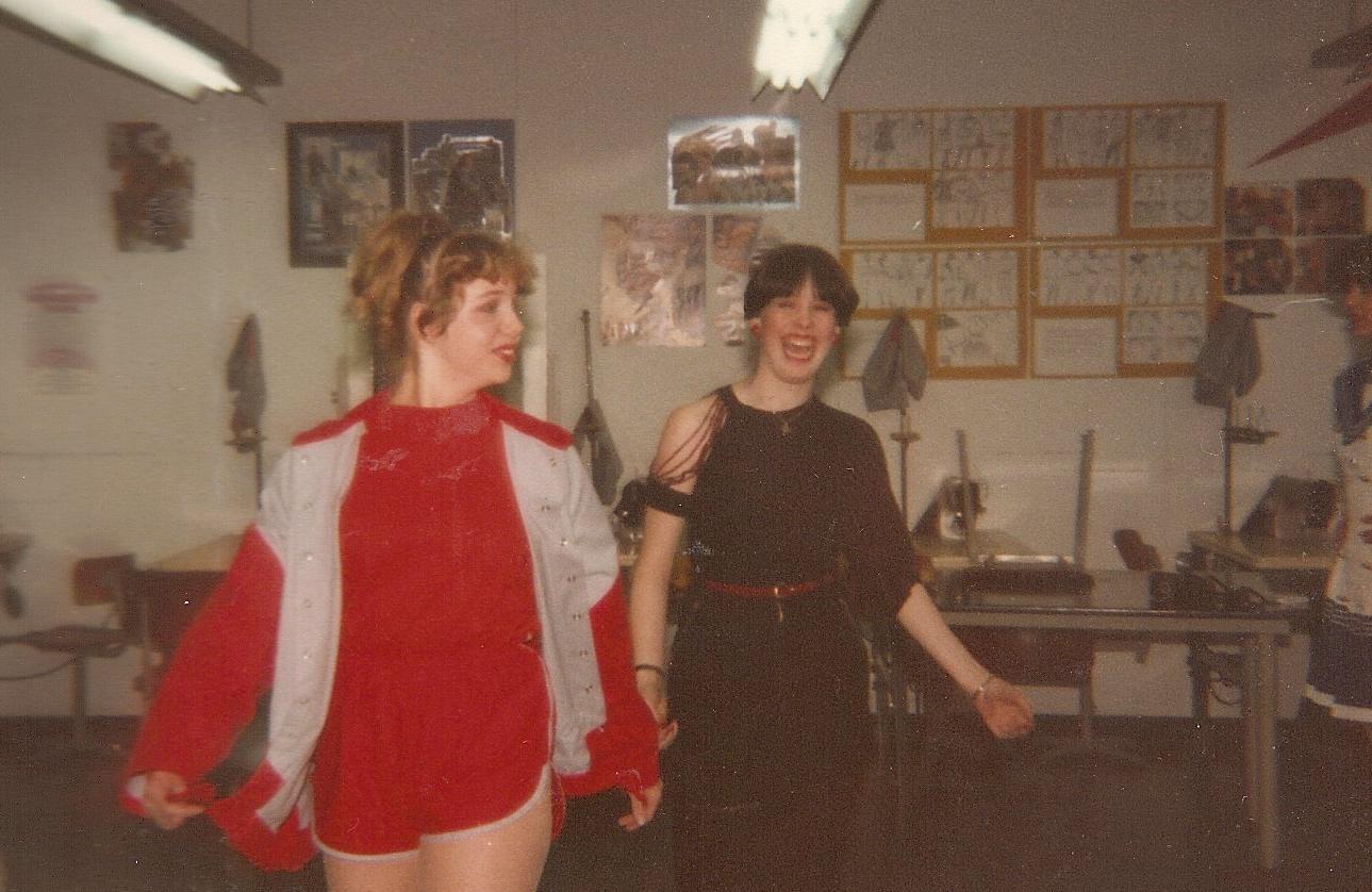 school voor mode en kleding foto