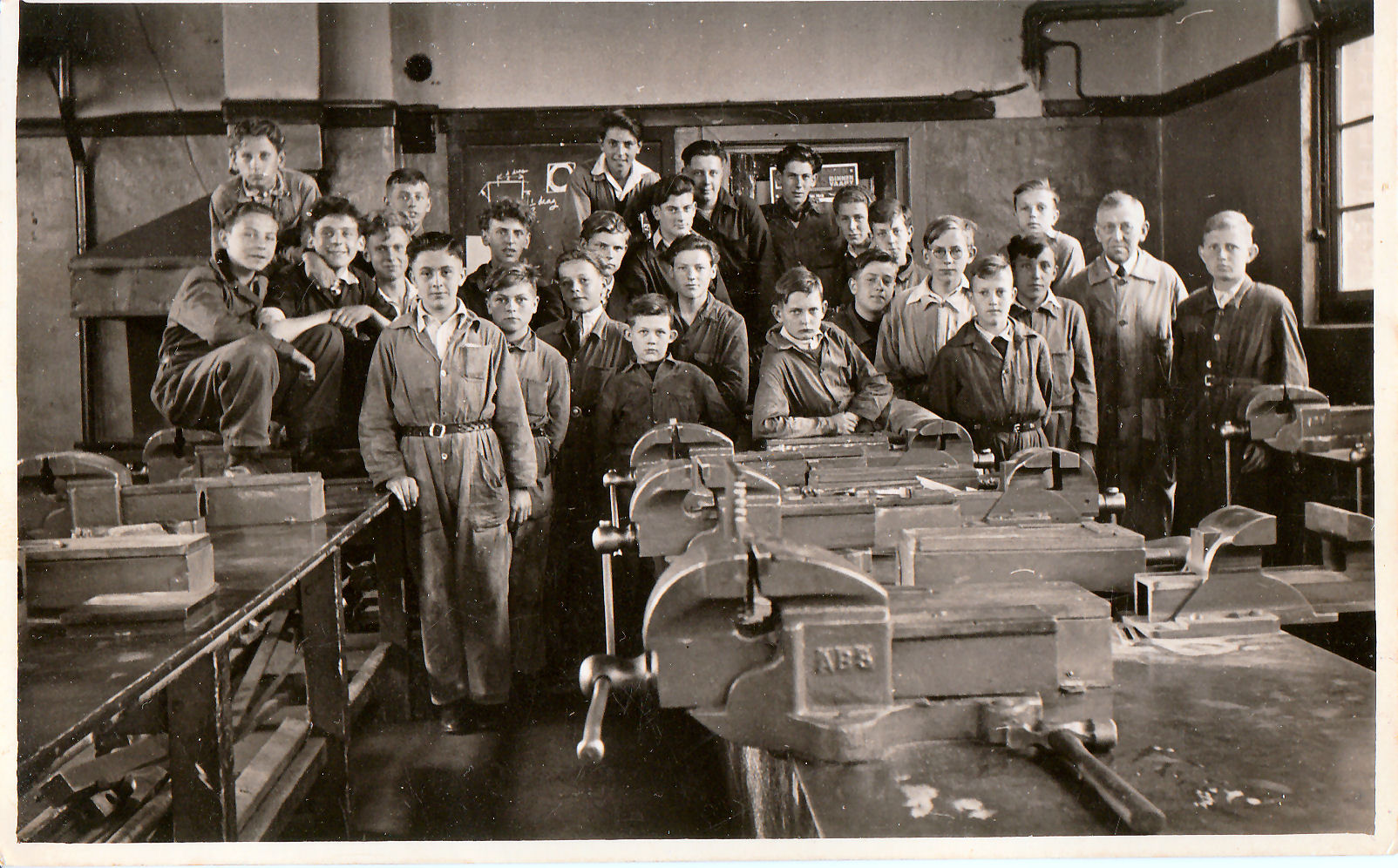 Technische School foto
