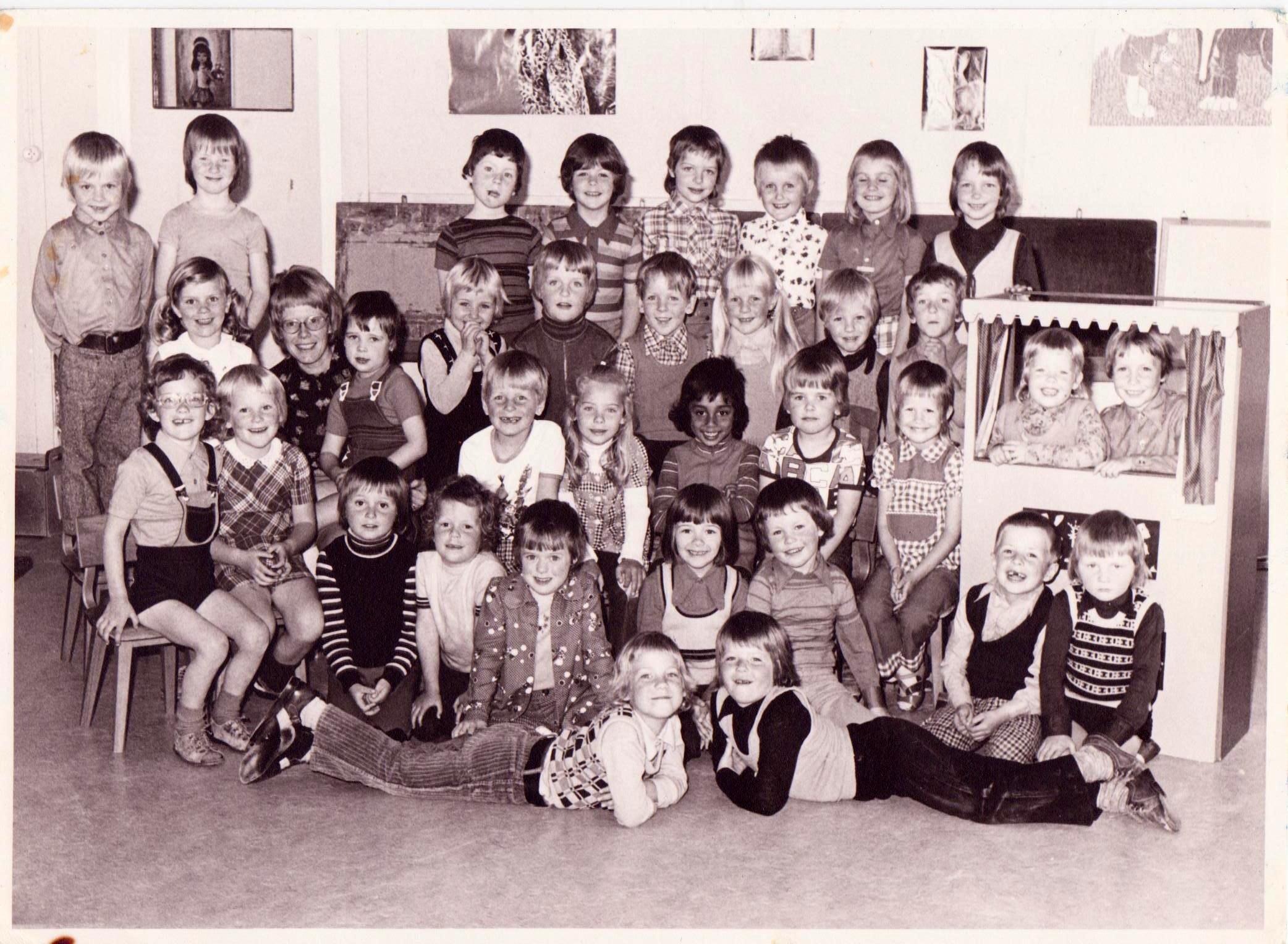 A. Beugelink Kleuterschool foto