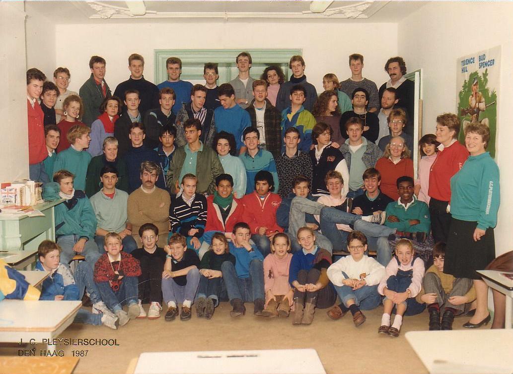 JC Pleysierschool foto