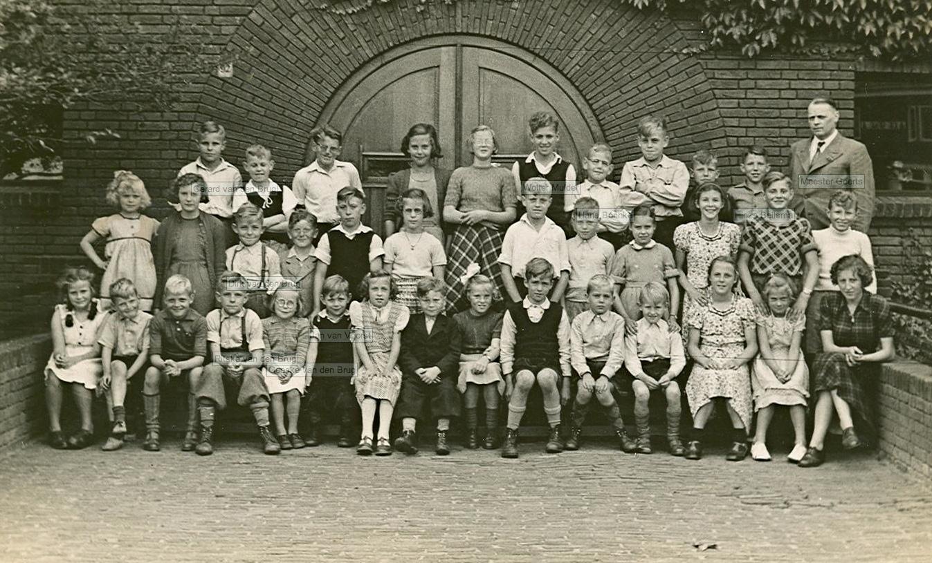 Geerts school foto