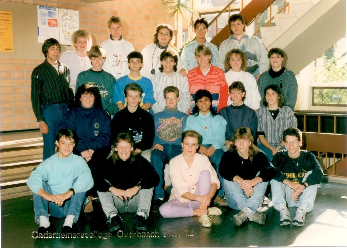 Ondernemerscollege Overbosch foto