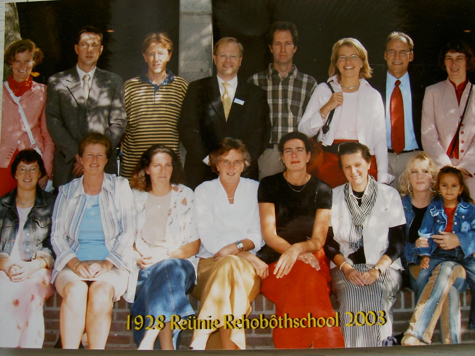 Rehobothschool voor Reformatorisch foto