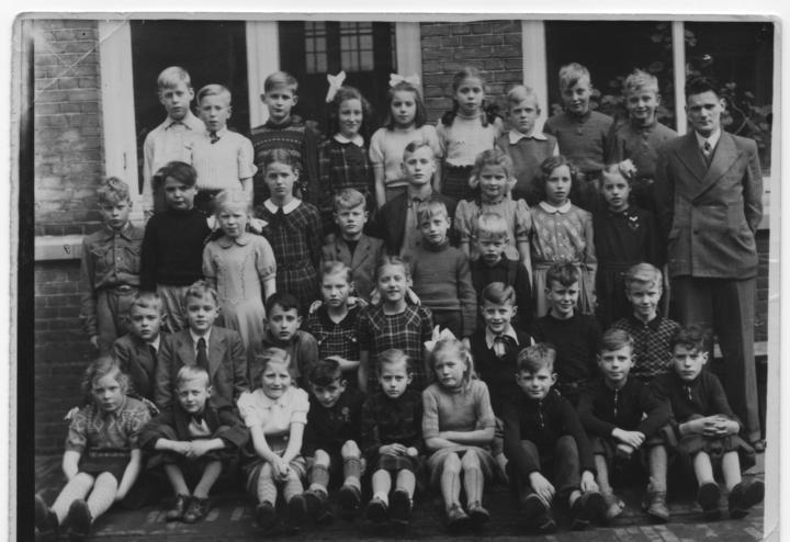 Leerschool met de Bijbel foto