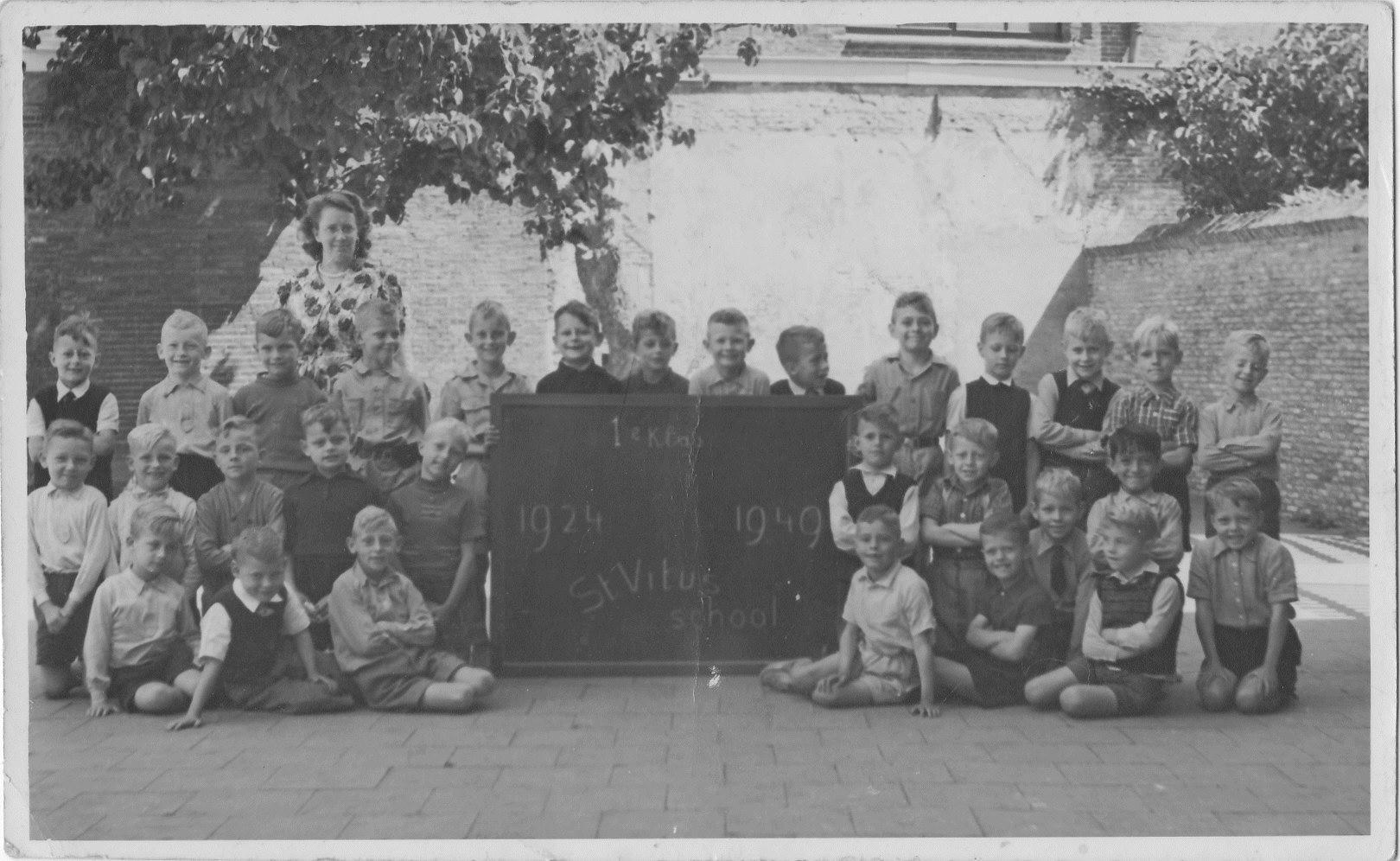 R K St Vitus school foto