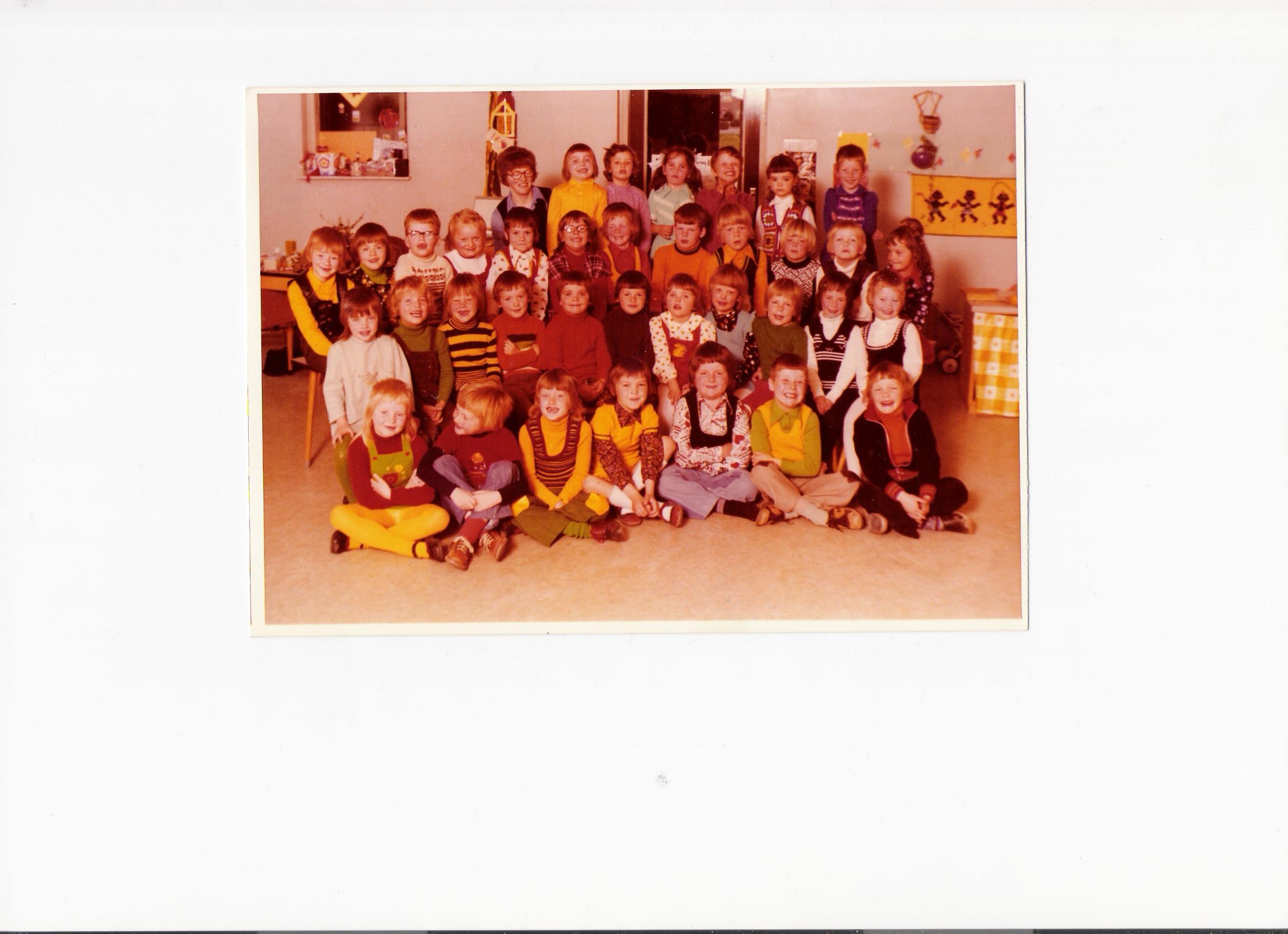 Frits Bode Kleuterschool foto